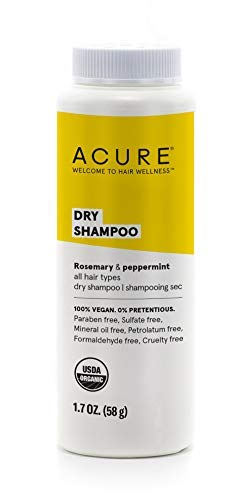 3. Acure Organic Dry Shampoo