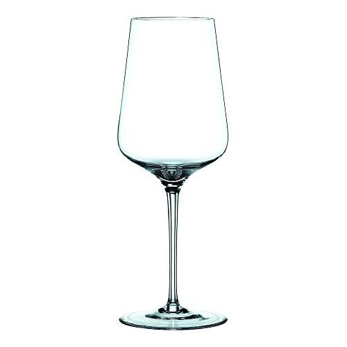 Spiegelau & Nachtmann, 4-teiliges Rotweingläser-Set, Kristallglas, 550 ml, ViNova, 0098073-0