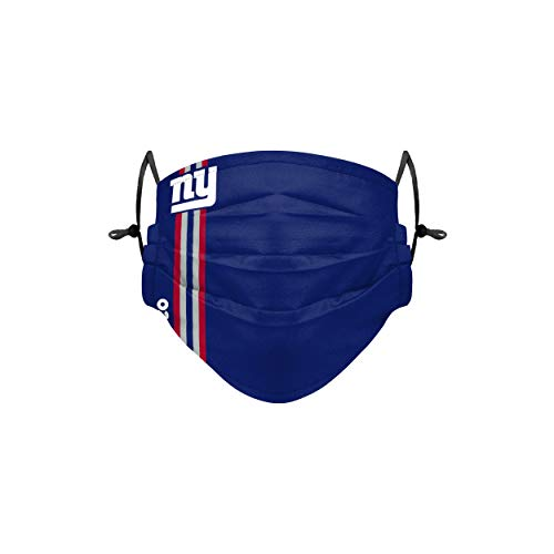 New York Giants NFL On-Field Sideline Face Cover