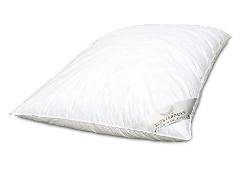 Klosterdorf Bettenmanufaktur Premium Ballonbett-Winterdecke \'\'Propper Deluxe\'\' | 155x220 cm | 2800 Gramm | Gänsedaunen Klasse 1 | Handarbeit aus Deutschland | Für einen gesunden Schlaf