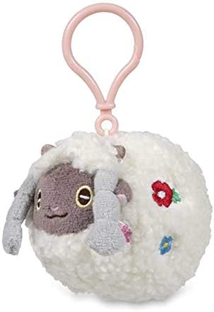 Pokemon All items Credence in the store Happy Spring Egg Wooloo Inch Keychain Plush 4
