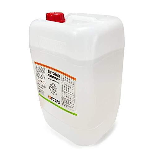 Aditivo limpiador de frenos – BRAKE CLEANER (25L)