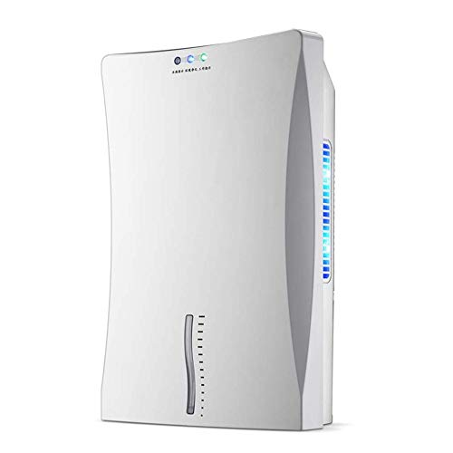 Best Prices! NILINBA Dehumidifier Home Silent Photocatalyst Purifying Air-Double Drainage System-Wat...