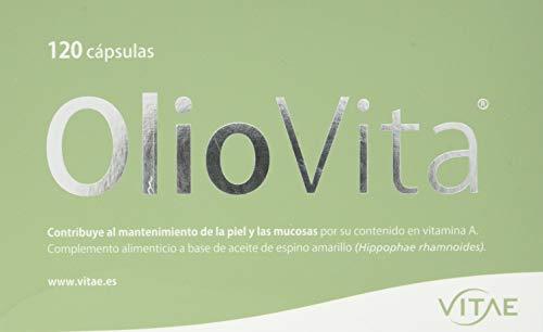 Vitae Oliovita Complemento Alimenticio - 120 Cápsulas