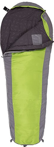 Teton Sports TrailHead 20F Sac de couchage ultraléger Vert/gris