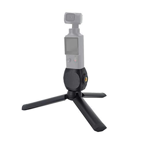 Deylaying Trépied Portable avec Base Adaptateur pour Fimi Palm Gimbal Camera - Bracket Multifonctionnel avec Interface 1/4 Pouce