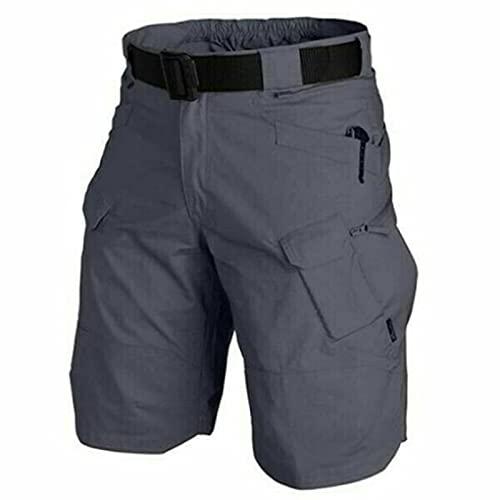 Zhantie 2021 actualizado impermeable pantalones cortos de carga de los