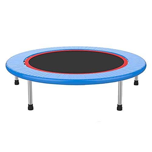 ZHAOJBC trampoline voor de fitnessruimte met gevoerde overtrek 40 inch / & Oslash; 100 cm voor volwassenen / kinderen