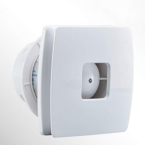 Xucus 2pc Best Quiet Bathroom Ventilation Fans High Speed Home Kitchen Toilet Ceiling Wall Exhaust Fan Air Blower Pipe Extractor 220V