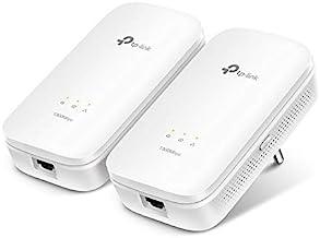 Best TP-Link AV1200 Powerline Ethernet Adapter - Gigabit Port, Plug&Play, Power Saving(TL-PA8010 KIT) Review