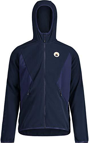 Maloja Chum. Fleece-Jacke für Herren M Mitternachtsblau