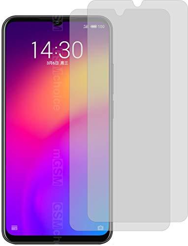 4ProTec I 2X ANTIREFLEX matt Schutzfolie für Meizu Note 9 Bildschirmschutzfolie Displayschutzfolie Schutzhülle Bildschirmschutz Bildschirmfolie Folie