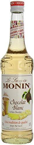 MONIN Premium White Chocolate Syrup 700 ml