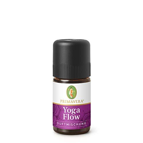 PRIMAVERA Duftmischung Yoga Flow 5 ml - Myrte, Grapefruit und Sandelholz - Aromaöl, Duftöl, ätherisches Öl Aromatherapie - befreiend - vegan