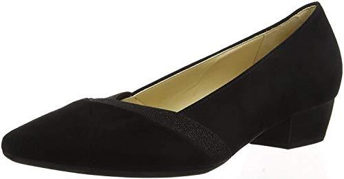 Gabor Shoes Damen Basic Pumps, Schwarz (Schwarz 17), 38 EU