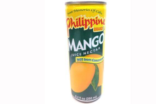 Mango Juice Nectar - 8.4fl Oz [Pack of 24]