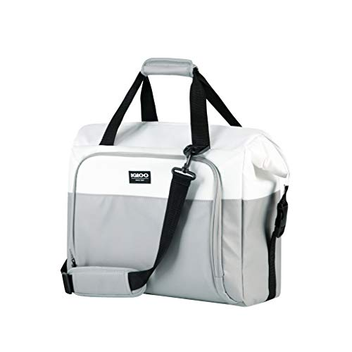 Igloo Marine Snapdown - Sac isotherme blanc, 36 canettes
