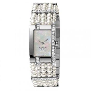 Esprit Damen-Armbanduhr Analog Edelstahl EL101222F01