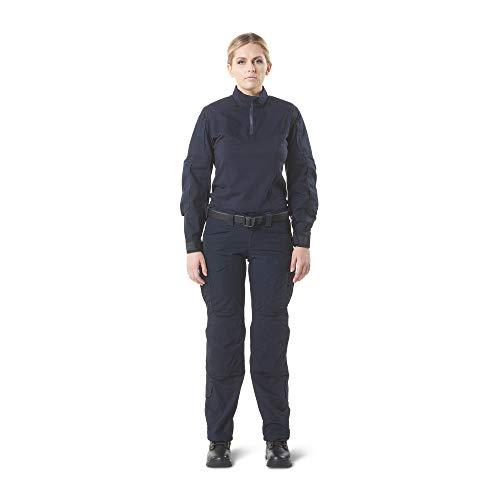 5.11 TACTICAL SERIES 511-62023 Damen Sturmhemd M Dunkles Marineblau