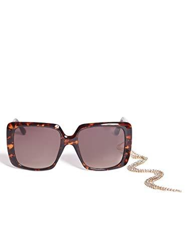 Guess gafas de sol GU7689 52F gafas de sol de Mujer de color Havana brown tamaño de la lente de 55 mm