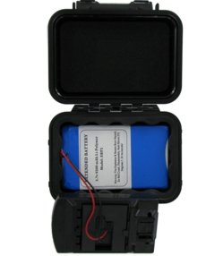 KJB Security GPS603 Long Life Battery Pack for the GPS600
