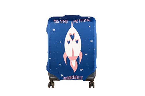 Salvador Bachiller Funda Universal Flying compl viaj lgz1704 Azul m
