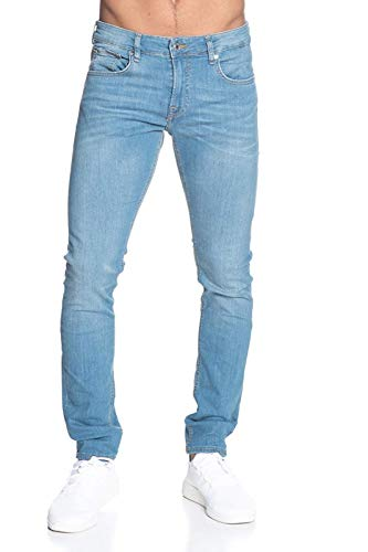Guess Jeans Skinny Modello 5 Tasche Uomo M92AN1D3KS0, Jeans, 36
