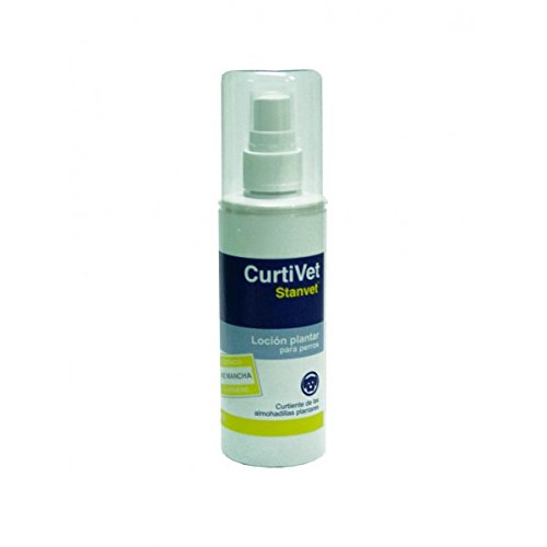 Stanvet 150124 Curtivet Loción Plantar Spray - 125 ml