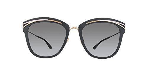 Dior Sonnenbrille SODIOR-HYQEU-53 Gafas de sol, Negro (Schwarz), 57 para Mujer