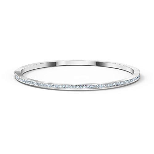 SWAROVSKI Rare Bangle Silver One Size