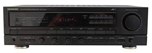 Kenwood KR-A 4010 Stereo Receiver in schwarz