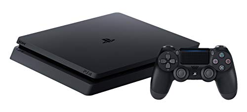 Playstation 4 (Ps4) - Consola Slim De 500 Gb [Importación italiana]