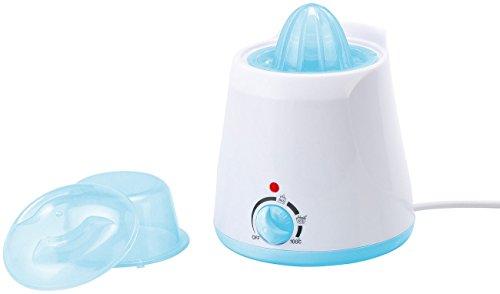 Cybaby Flaschenwärmer: Flaschen- und Babykostwärmer mit Saftpresse (Babyflaschenwärmer)