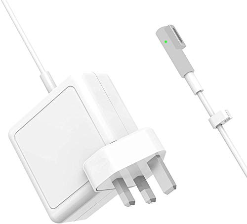 Zasun Mac-Book Pro Charger, 60W Power Adapter Replacement Mac Book Pro/Air Charger MagsSafe Compatible With Mac book Pro 11'&13' Inch Before 2012 Mid(2009 2010 2011 2012Mid),Works With 45W/60W