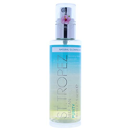 St.Tropez Self Tan Purity Water Bronzing Face Mist,1er Pack (1 x 80 ml)