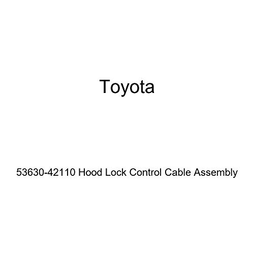 Toyota 53630-42110 Hood Lock Control Cable Assembly