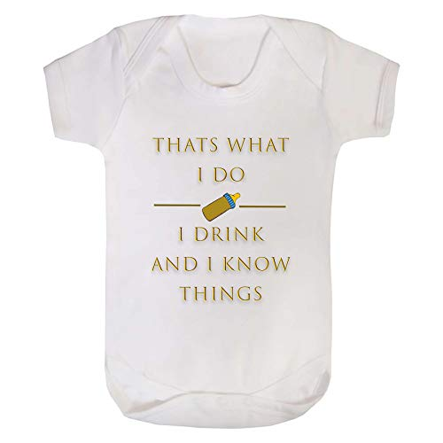 Baby Grow Game Of Thrones Inspired\