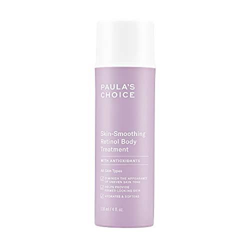 Paula's Choice Retinol Skin-Smoothing Body Treatment, Shea Butter, Vitamin C & E Lotion, Anti-Aging Moisturizer, 4 Ounce