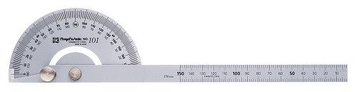 新潟精機 SK プロトラクター No.101 シルバー仕上 PRT-101S