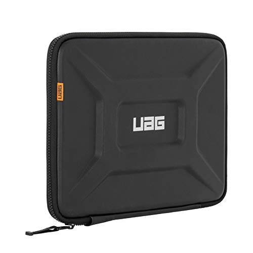 Urban Armor Gear UAG Medium Sleeve For 11-13' Devices [Black] Rugged Tactile Grip Weatherproof Protective Slim Secure Laptop/Tablet Sleeve, 981890114040