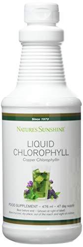 Clorofila líquida con aceite de menta verde (476ml)