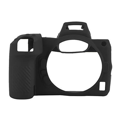 VBESTLIFE siliconen camera-afdekking, Camera Cover Soft Silica camera beschermhoes voor Nikon Z7 Z6.