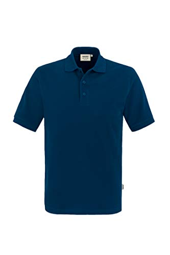 "HAKRO Polo-Shirt ""Classic"" - 810 - marine - Größe: XL"