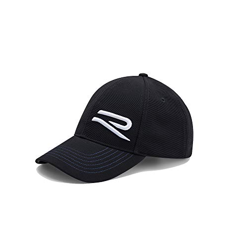 Volkswagen 5H6084300 Baseballcap R Cap Mütze Kappe Basecap, schwarz, One Size