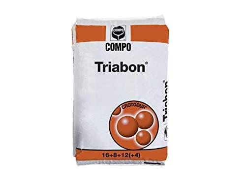 Triabon, concime NPK(Mg,S) 16-8-12+(4,22) + microelementi (25 kg)