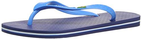 Ipanema Classica Brasil II - Chancletas Hombre, Azul (Navy/Blue), 45