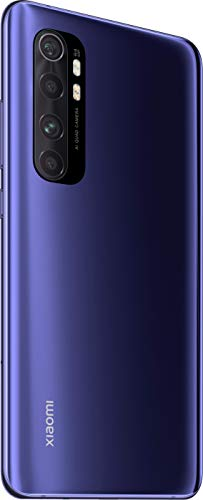 Xiaomi Mi Note10 Lite 6+64GB ネビュラパープル 【日本正規代理店品】 MINOTE10LITE/PP/64GB