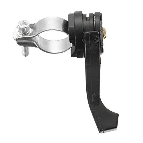 Meijin Conjunto de palanca del acelerador para equipo eléctrico de 23 mm a 27 mm, universal, compatible con cortacésped Rammer Rotovator