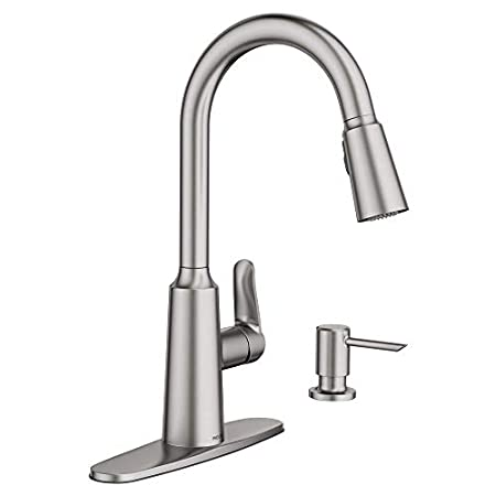 Moen 87028srs Edwyn Kitchen Faucet Reviews For 2021