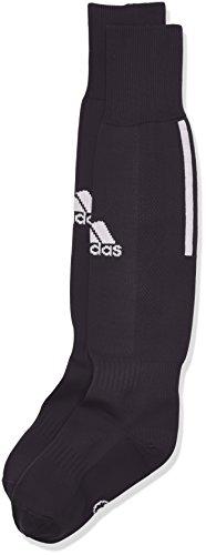 adidas Kinder Stutzen Santos 3-Stripe, black/white, 31-33, Z56221
